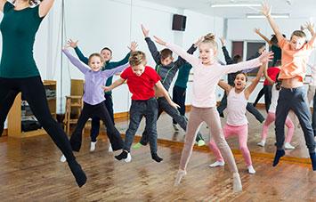 Alexander Technique for School and Kindergarten